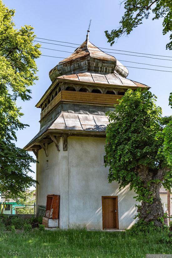 Church of the Resurrection of Christ in Derenivka, Ternopil Oblast, Ukraine, photo 3