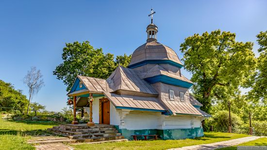 Church of the Resurrection of Christ in Derenivka, Ternopil Oblast, Ukraine, photo 4