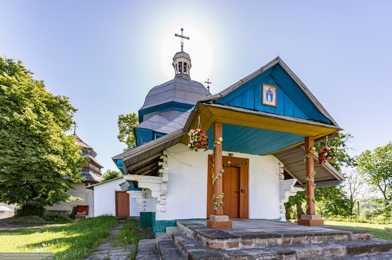 Church of the Resurrection of Christ in Derenivka, Ternopil Oblast, Ukraine, photo 7