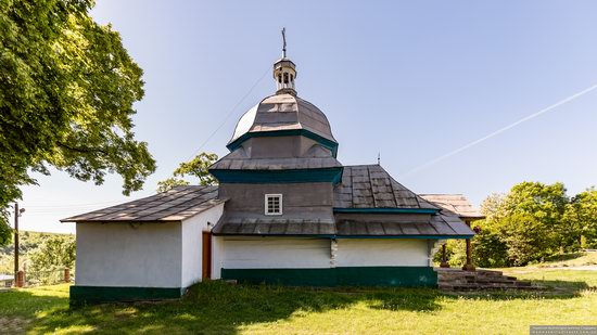 Church of the Resurrection of Christ in Derenivka, Ternopil Oblast, Ukraine, photo 8