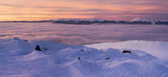 Winter on Mount Synyak, Ivano-Frankivsk Oblast, Ukraine, photo 11