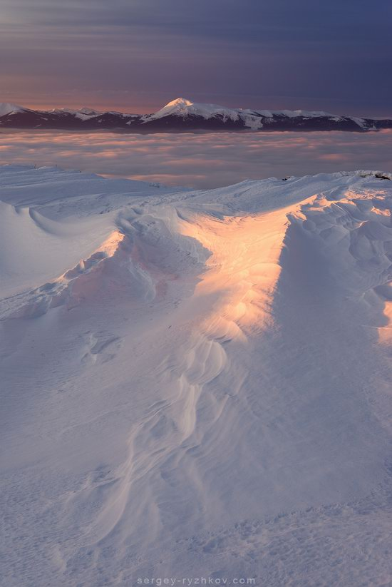 Winter on Mount Synyak, Ivano-Frankivsk Oblast, Ukraine, photo 12