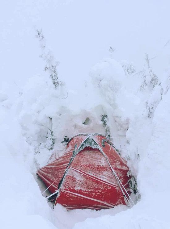 Winter on Mount Synyak, Ivano-Frankivsk Oblast, Ukraine, photo 5