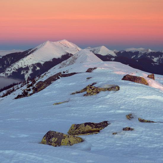 Winter on Mount Synyak, Ivano-Frankivsk Oblast, Ukraine, photo 6