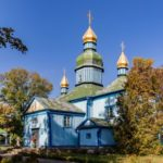 Church of Joseph the Betrothed in Zhytni Hory
