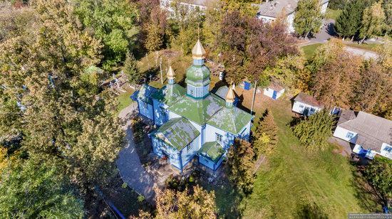 Church of Joseph the Betrothed in Zhytni Hory, Ukraine, photo 12