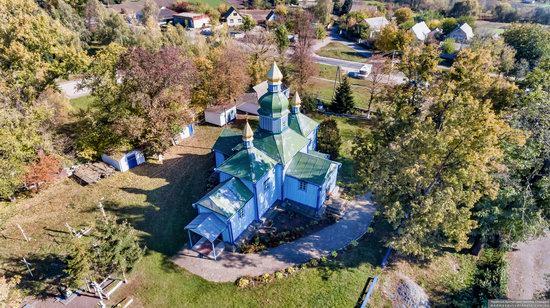 Church of Joseph the Betrothed in Zhytni Hory, Ukraine, photo 14