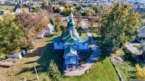 Church of Joseph the Betrothed in Zhytni Hory, Ukraine, photo 15