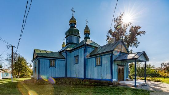 Church of Joseph the Betrothed in Zhytni Hory, Ukraine, photo 3
