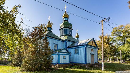 Church of Joseph the Betrothed in Zhytni Hory, Ukraine, photo 5