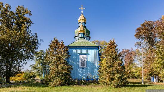 Church of Joseph the Betrothed in Zhytni Hory, Ukraine, photo 6