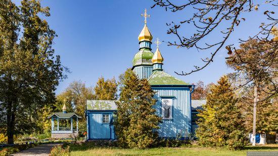 Church of Joseph the Betrothed in Zhytni Hory, Ukraine, photo 7