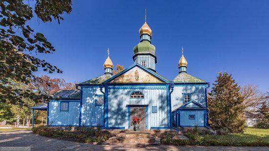 Church of Joseph the Betrothed in Zhytni Hory, Ukraine, photo 8