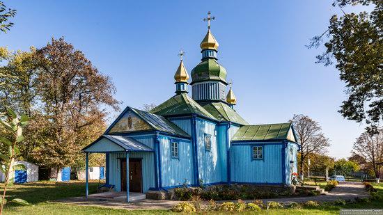 Church of Joseph the Betrothed in Zhytni Hory, Ukraine, photo 9