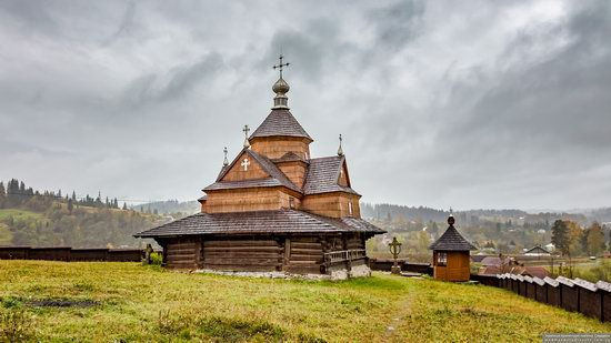 Church of the Nativity of the Blessed Virgin in Vorokhta, Ukraine, photo 3