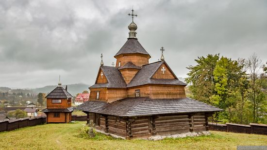 Church of the Nativity of the Blessed Virgin in Vorokhta, Ukraine, photo 4