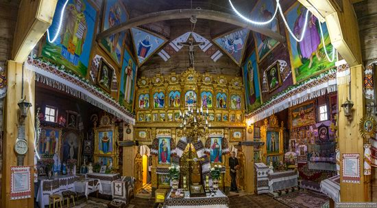 Church of the Nativity of the Blessed Virgin in Vorokhta, Ukraine, photo 6