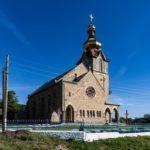 Neo-Gothic Orthodox Church in Pidhaichyky