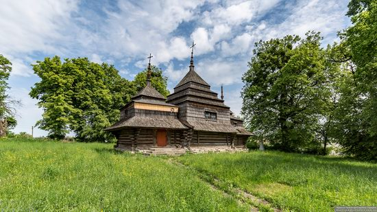 Church of St. Basil the Great in Cherche, Ukraine, photo 1