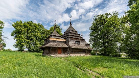 Church of St. Basil the Great in Cherche, Ukraine, photo 1