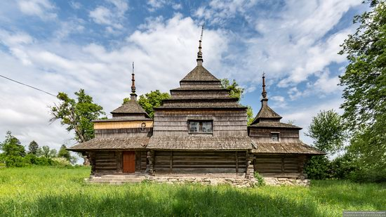 Church of St. Basil the Great in Cherche, Ukraine, photo 10