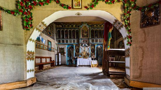 Church of St. Basil the Great in Cherche, Ukraine, photo 11