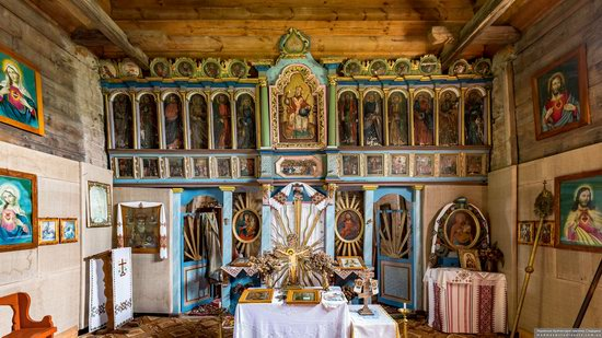 Church of St. Basil the Great in Cherche, Ukraine, photo 12
