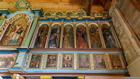 Church of St. Basil the Great in Cherche, Ukraine, photo 13