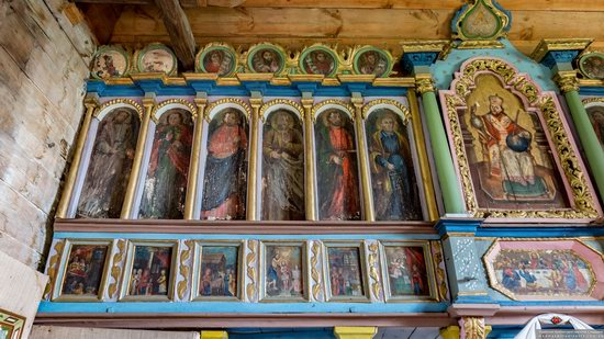 Church of St. Basil the Great in Cherche, Ukraine, photo 14