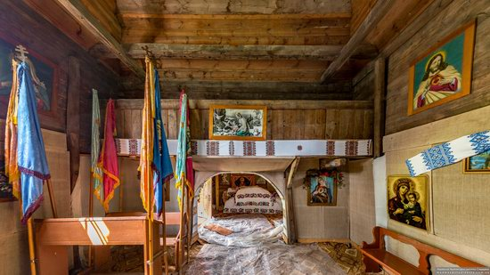 Church of St. Basil the Great in Cherche, Ukraine, photo 15