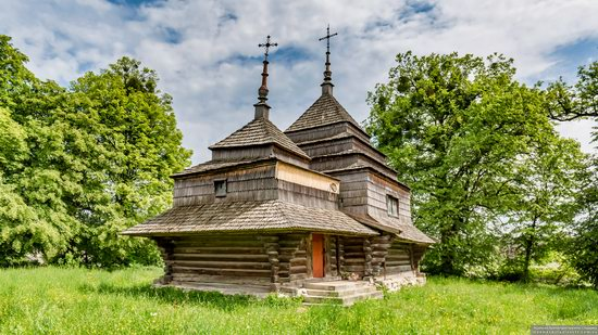 Church of St. Basil the Great in Cherche, Ukraine, photo 16