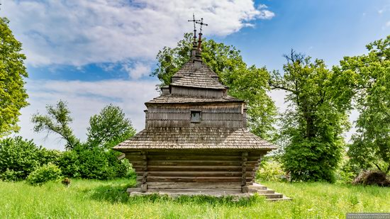 Church of St. Basil the Great in Cherche, Ukraine, photo 3