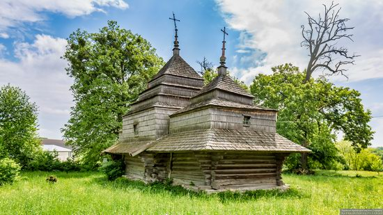 Church of St. Basil the Great in Cherche, Ukraine, photo 4