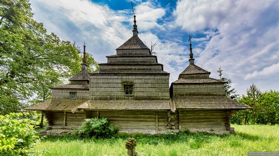 Church of St. Basil the Great in Cherche, Ukraine, photo 5