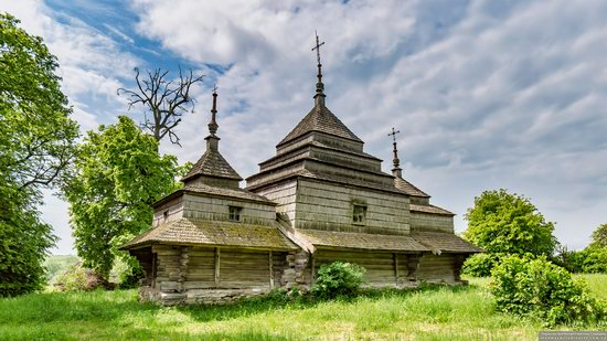 Church of St. Basil the Great in Cherche, Ukraine, photo 6