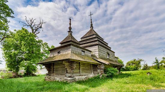 Church of St. Basil the Great in Cherche, Ukraine, photo 7