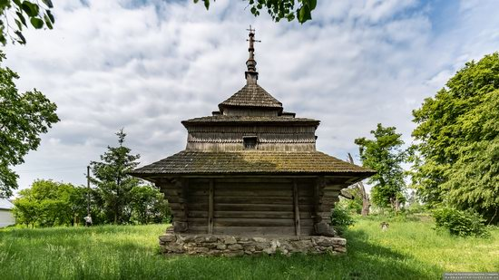 Church of St. Basil the Great in Cherche, Ukraine, photo 8