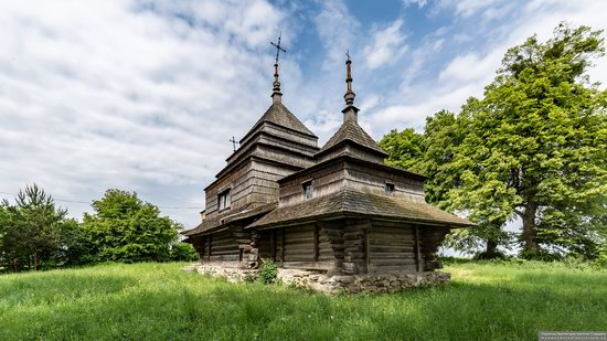 Church of St. Basil the Great in Cherche, Ukraine, photo 9
