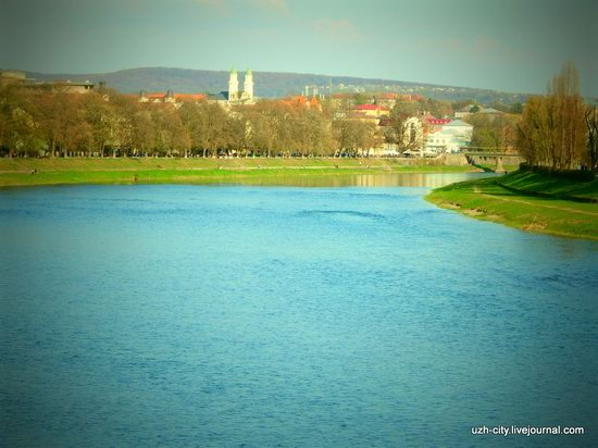 Blooming Spring in Uzhhorod, Ukraine, photo 26