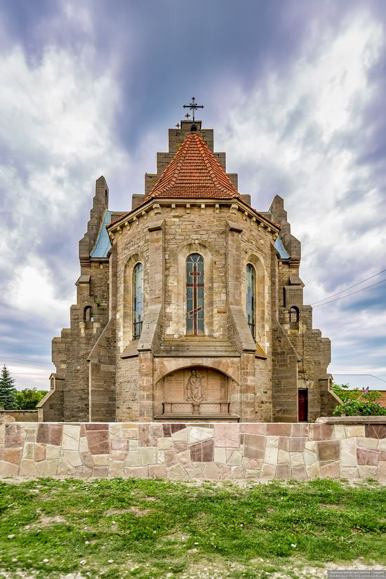 Church of the Holy Apostles Peter and Paul in Butsniv, Ukraine, photo 7