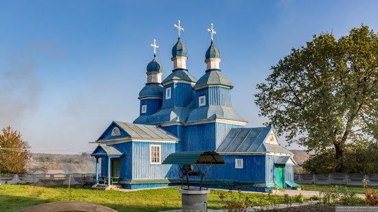 Church of St. Nicholas in Borysivka, Vinnytsia Oblast, Ukraine, photo 1