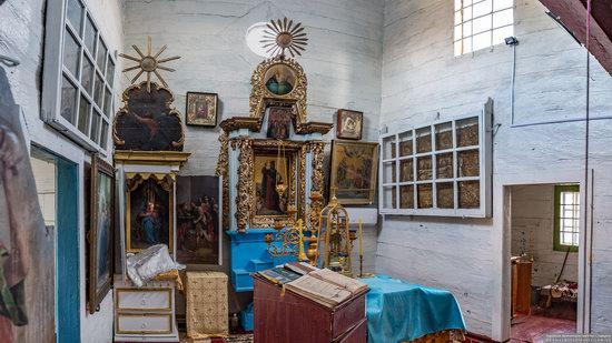 Church of St. Nicholas in Borysivka, Vinnytsia Oblast, Ukraine, photo 12