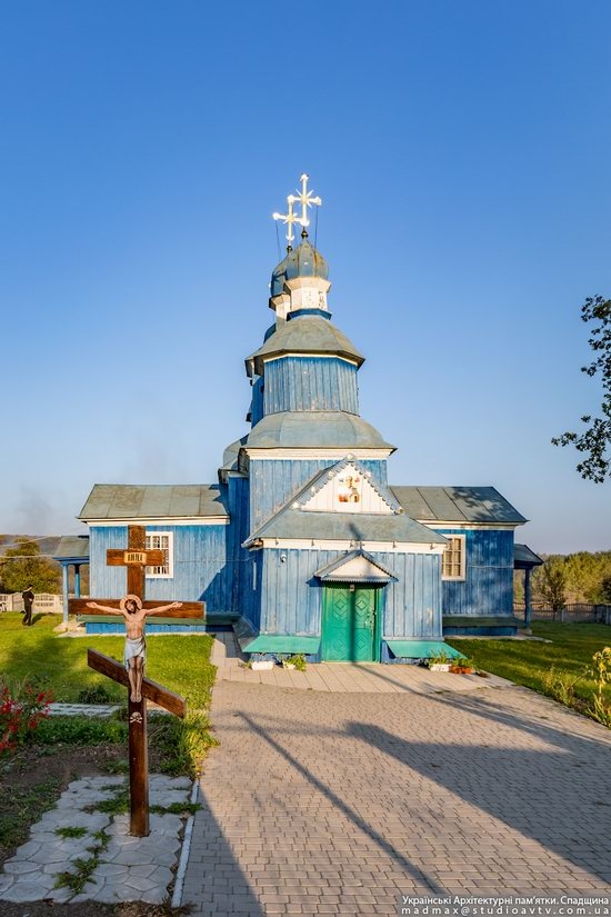 Church of St. Nicholas in Borysivka, Vinnytsia Oblast, Ukraine, photo 13
