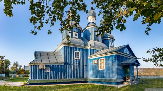 Church of St. Nicholas in Borysivka, Vinnytsia Oblast, Ukraine, photo 3