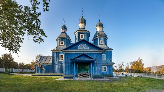 Church of St. Nicholas in Borysivka, Vinnytsia Oblast, Ukraine, photo 4