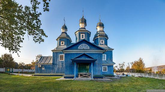 Church of St. Nicholas in Borysivka, Vinnytsia Oblast, Ukraine, photo 4