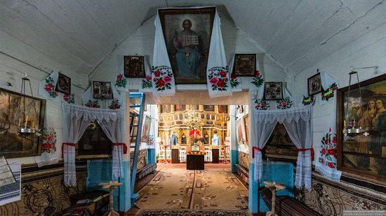 Church of St. Nicholas in Borysivka, Vinnytsia Oblast, Ukraine, photo 6