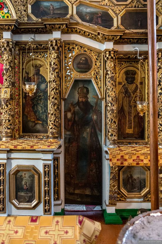 Church of St. Nicholas in Borysivka, Vinnytsia Oblast, Ukraine, photo 9