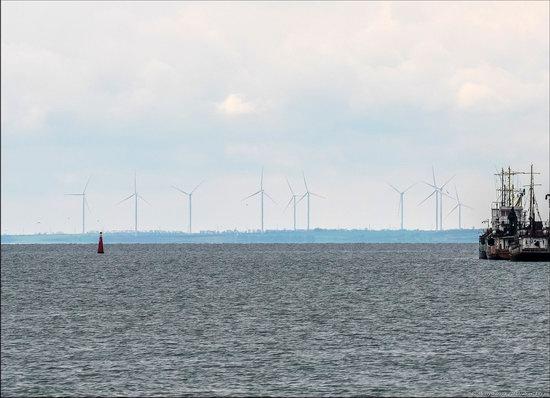 Wind Farm in Prymorsk in Southern Ukraine, photo 16