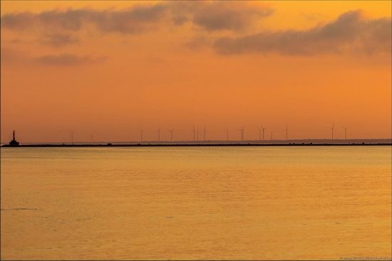 Wind Farm in Prymorsk in Southern Ukraine, photo 17